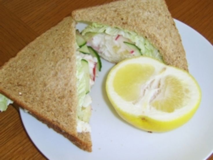 Sandwiches, Wraps Etc.