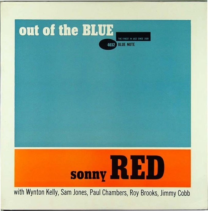 Sonny Red. Out of the Blue.