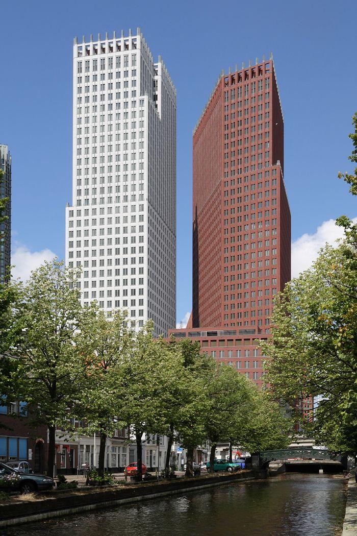 Ministerietorens Wijnhavenkwartier, Den Haag