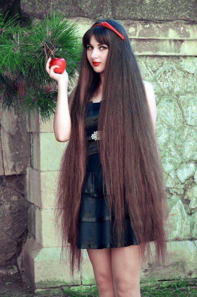 Maria Akopyan Pinterest Super Long Hair Long
