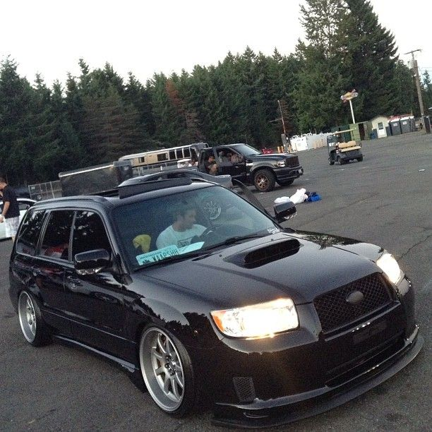 Low forester ❤️