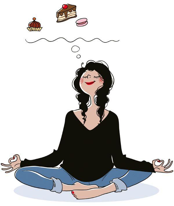 Iniciaré a meditar y para inspirarme y tener la p…