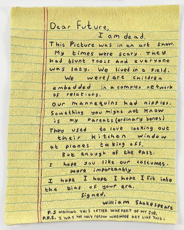 art cc simon evans letter to the future