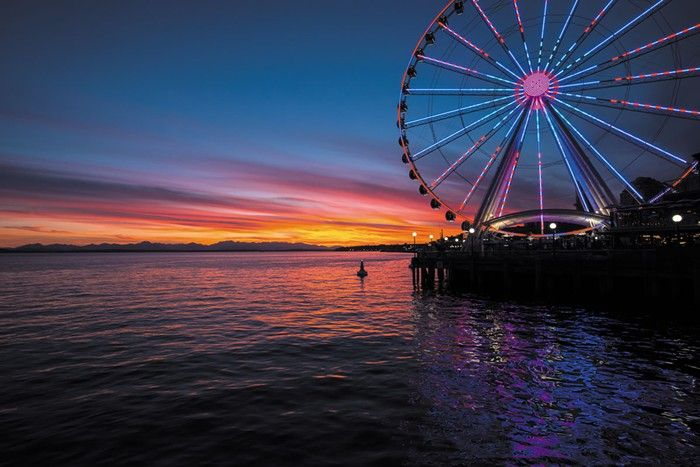 The Stranger's Guide to Seattle's Best Tourist Attractions - Visitors' Guide 2017 - The Stranger