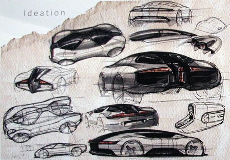 Legendary.. by Woo sung Jung - Exterior Designer at Porsche