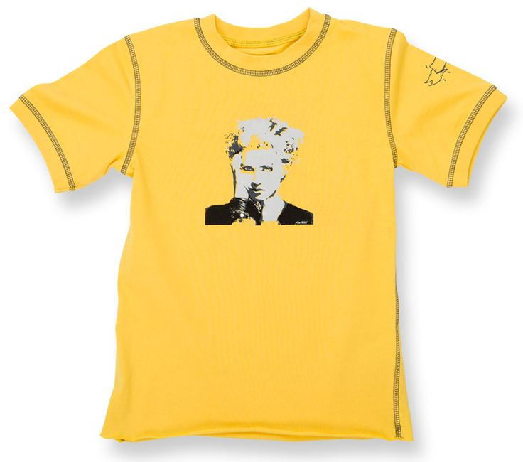Madonna Kids/Toddler T-shirt Lemon size 4T (Vada)