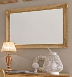 Paris Collection French gold mirror
