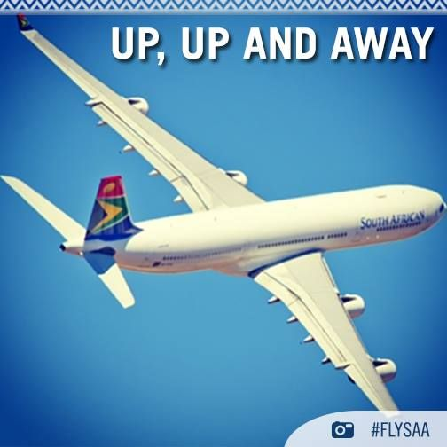 Where can we take you today? #flysaa