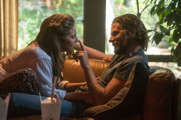 14 Gifs From A Star Is Born Guaranteed To Make You Feel Some Type Of Way A Star Is Born Lady Gaga Lady Gaga Nose