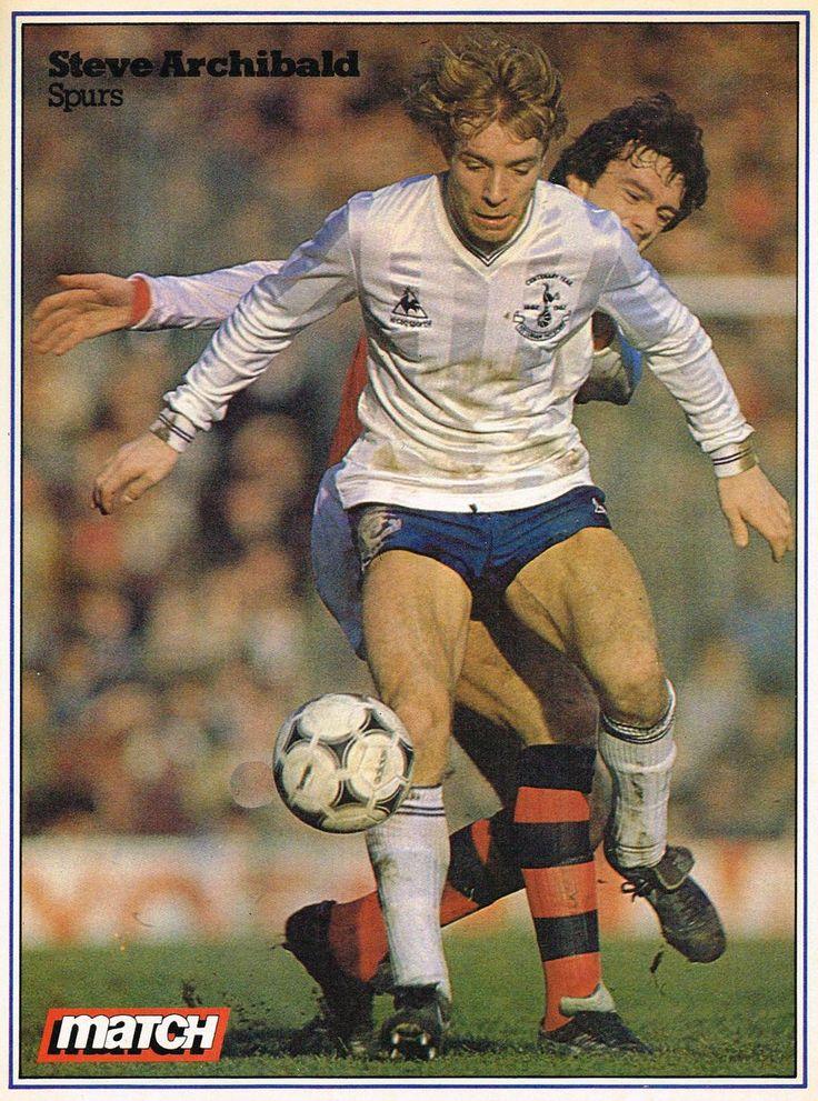 #SteveArchibald #Spurs #Match 1984-02-04