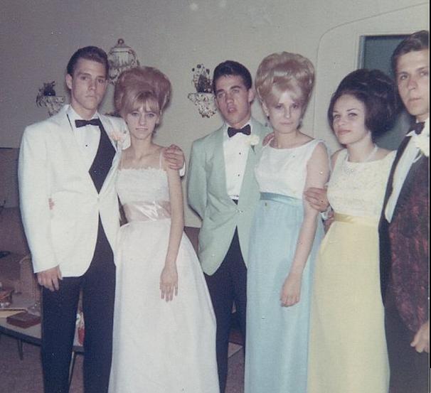 64 best [1960s] ~ prom fashion images on Pinterest | Vintage fashion ...