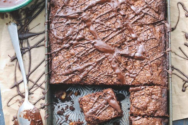 Heerlijke variatie op de klassieke brownie - Recept - Allerhande