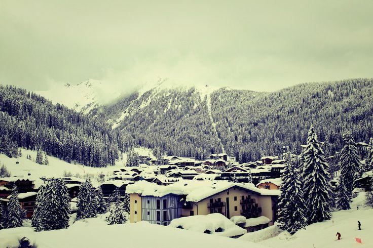 Madonna di Campiglio. Italy. Winter 2014.