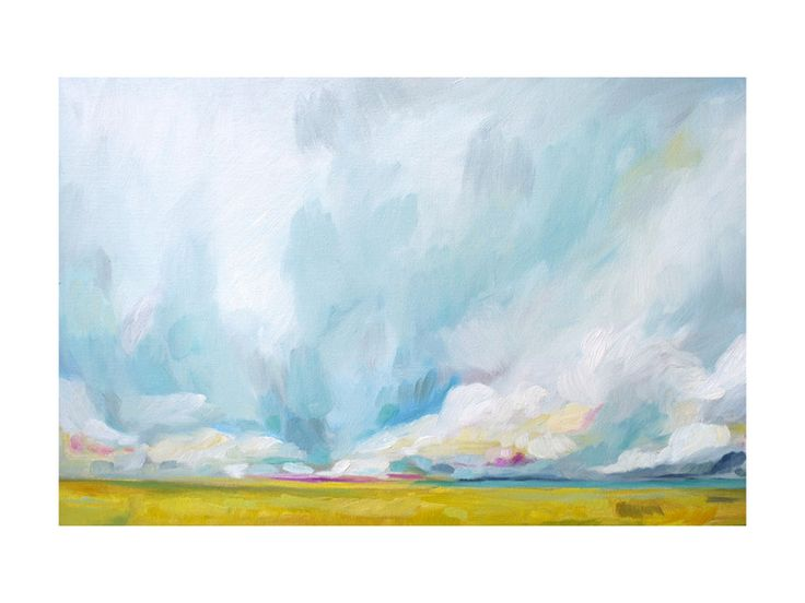 Savannah Lands by Emily Jeffords for Minted, framed 20x16 $139, framed 24x18 $165