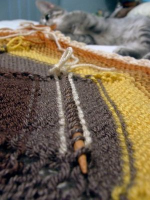 pinwheel sophie...a blog that shows a different/ better way to do the sweater arms...pinwheel sweater.