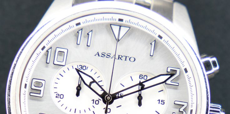 Watch Silverstar men  https://www.assartowatches.com/chronographen/28/watch-silverstar-men
