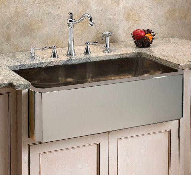 Undermount Kitchen Sinks Stainless Farmhouse
