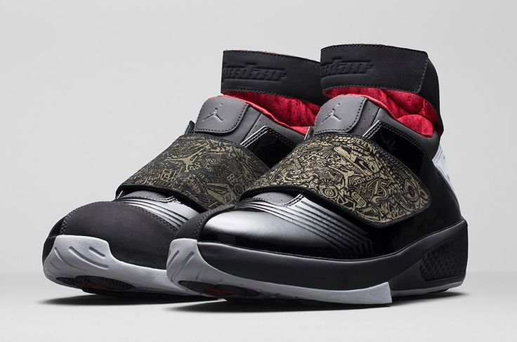Nike Air Jordan 20 'Stealth' - Launching Saturday. http://thesolesupplier.co.uk/products/nike-air-jordan-20-stealth/