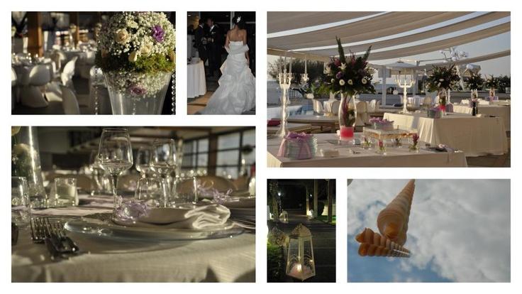 Ammot wedding. Location in Campania per matrimoni in spiaggia