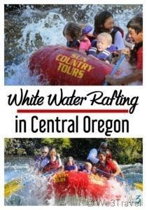 White water rafting Deschutes River in Central Oregon with Sun Country tours -- what a blast and great for kids too!