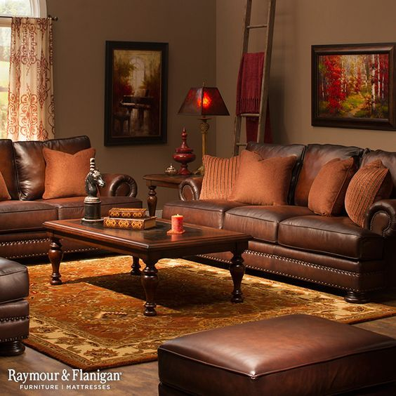 10 Large Living Room Ideas To Fall In Love With: Best 10+ Brown Sofa Decor Ideas On Pinterest
