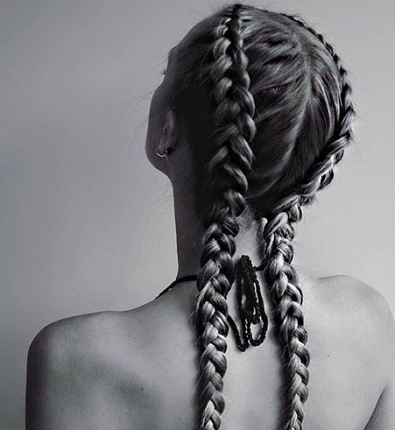 Braids are an element of beauty that never go out of fashion; however, although …