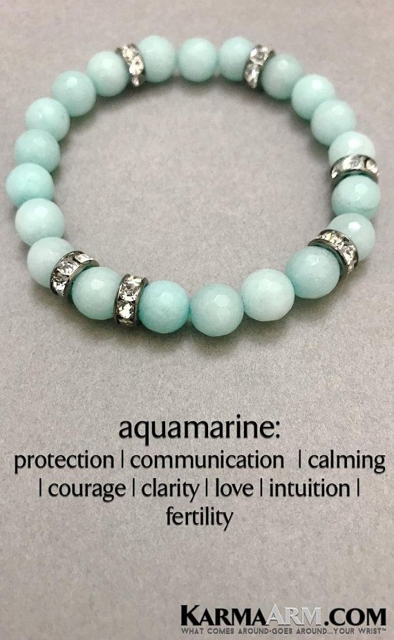 COURAGE Bracelets |                   Reiki Healing | Mens & Womens Jewelry | Yoga Bracelets | #Aquamarine shields the #aura and aligns the chakras. #zen #reiki #Bracelets #BEADED #Gemstone #Mens #GiftsForHim #Lucky #womens #Jewelry #gifts #Chakra #Kundalini #Law #Attraction #LOA #Love #Mantra #Mala #wisdom #CrystalEnergy #Spiritual #Gifts #Blog #Mommy #Meditation #prayer #mindfulness #Healing #friendship #Stacks #Charm #Lucky #Karma #Mothers #day #Necklaces #Tony #Robbins #Eckhart #Tolle