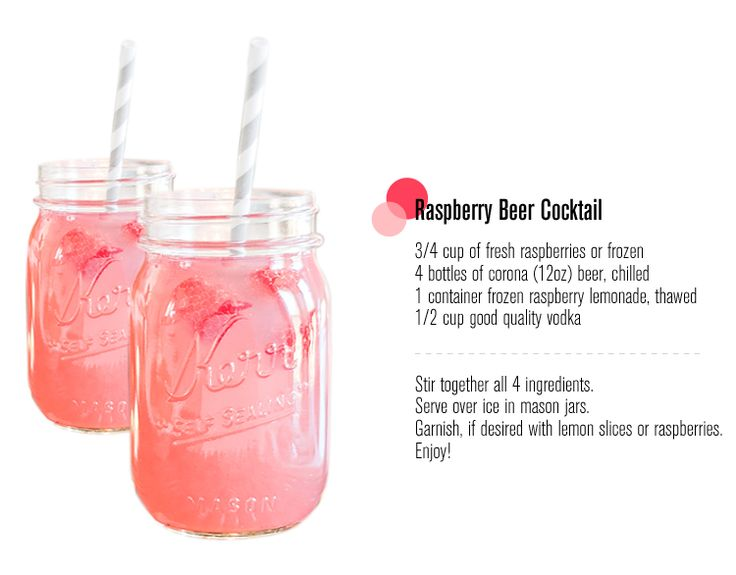 Bucket Of Pink Panty Dropper Drink Recipe With Vodka