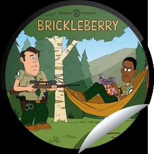 Steffie Doll's Brickleberry: Cougar Sticker | GetGlue