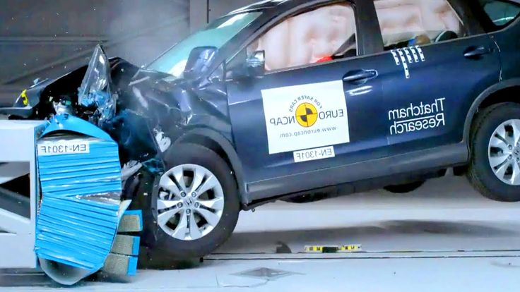 Behind The Scenes At A Crash Test Centre - Fifth Gear