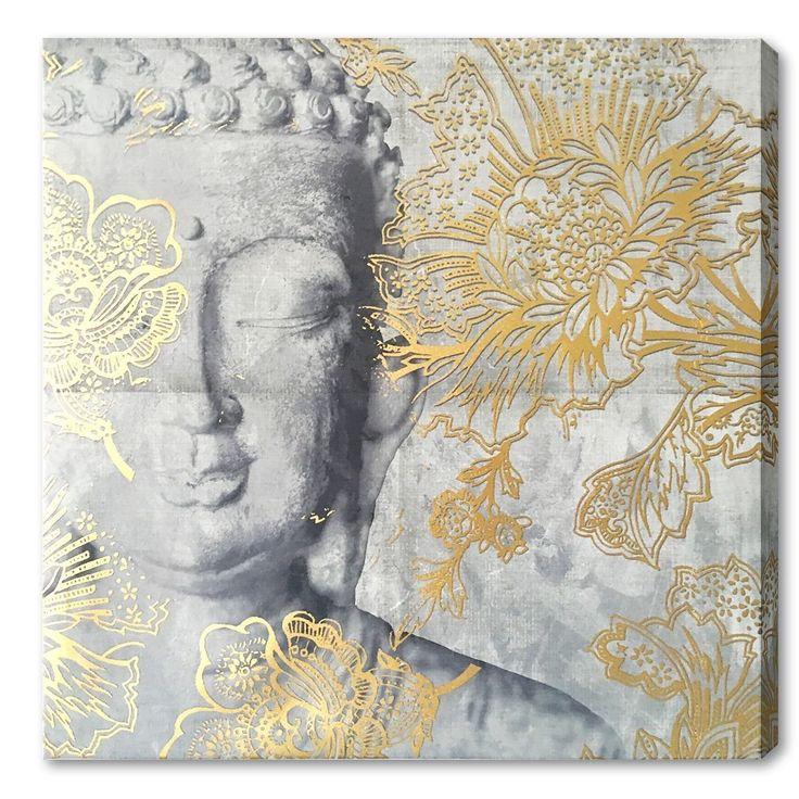 Are Asian canvas foil art consider