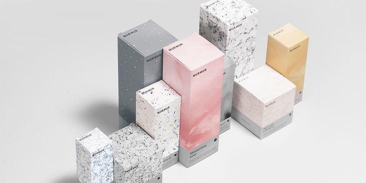 MURMUR — The Dieline - Branding & Packaging Design