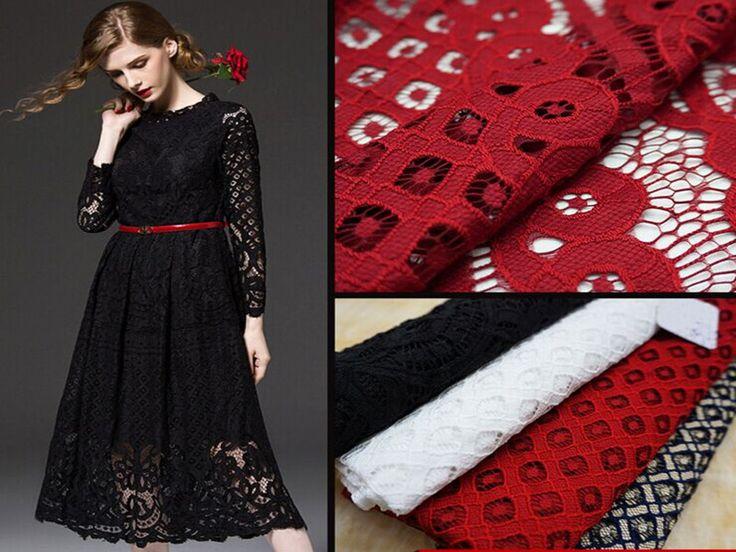 Купить товарНовый стиль 150 см хлопок / нейлон проверки выдолбите французский кружевной ткани свадебное платье кружевной и отделка оптовая продажа в категории Кружевона AliExpress.                    1 лот = 1 шт. = 1.5 м x 1.5 м                            Мы продаем напрямую с завода,  Вы можете пол