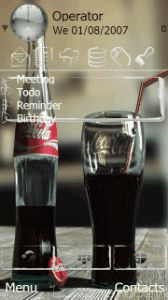 Coca - Cola III 5228, 5230, 5230 Nuron, 5233, 5235 Music Edition, 5250, 5530 Xpress Music, 5800 XpressMusic, C5-03, C6-00, N97, N97 mini, X6, X6 16GB, X6 8GB, C5-04, C5-05, C5-06, 603, 600, X7-00, C6-01, N8.