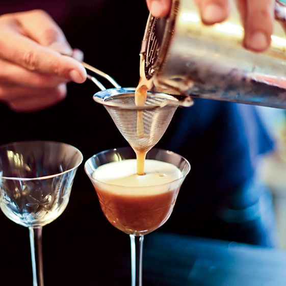 Coffee-Ginger Shakerato | Food & Wine