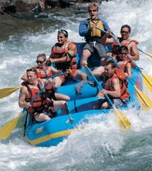 This #summer dive in Rafting experience - Get ready to drive away by the fascinating experience of #RiverRafting this summer. Summer is back, the quintessential time for River Rafting or we can say white water rafting. #adventure #Travel #destinations #attraction