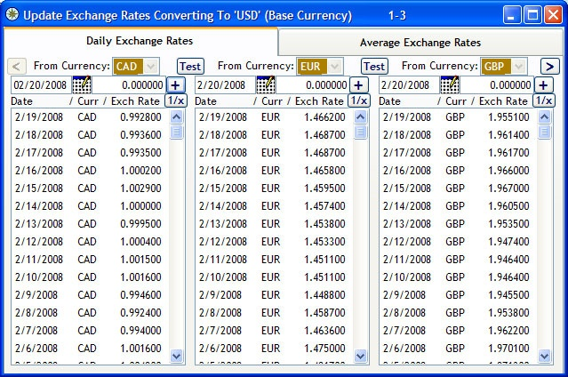 Forex bank rate
