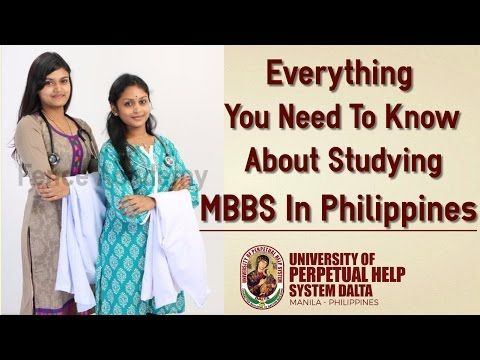 MBBS In Philippines - Everything You Need To Know. Top 10 reasons why you should study mbbs in philippines. Medical Students At university of perpetual help testimonials and student experience. http://www.fenceabroad.com