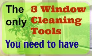 The 3 basic Window Cleaning tools - Window Cleaning Site