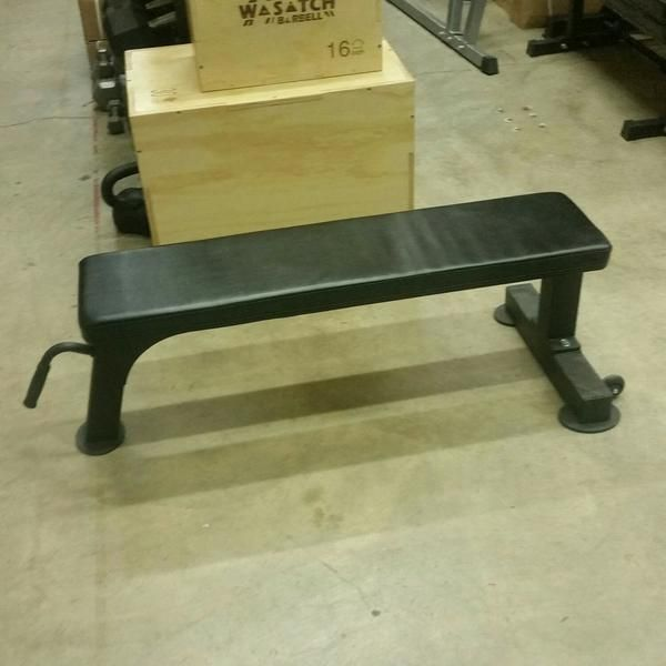 Wasatch Olympus 2 0 Commercial Flat Bench Ch10 Bench Weight Benches Outdoor Furniture