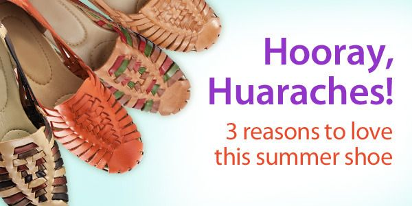 We can't get enough of Huaraches this season! See why we love them.Footsmart Blog, Summer Shoes