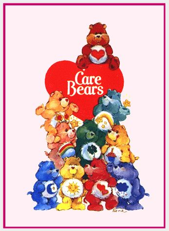 loved care bears