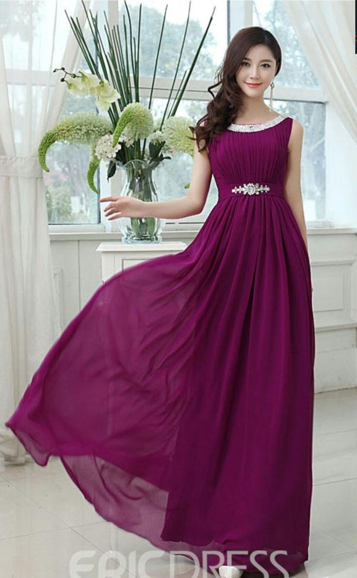 Encantador Polvorientos Vestidos De Dama Azul Composición - Vestido ...