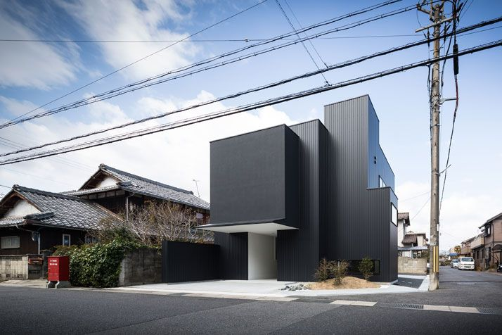 Framing House in Shiga, Japan by Kouichi Kimura Architects   Yatzer