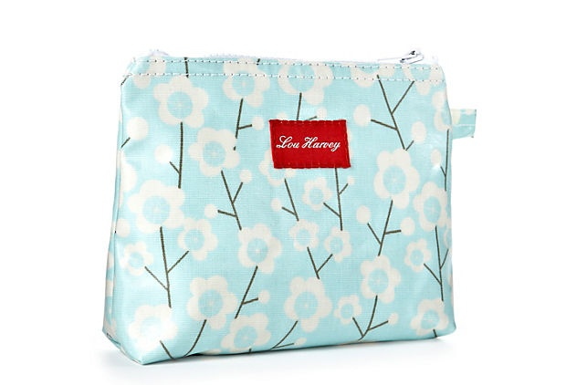 Lou Harvey Bag, Cherry Blossom Sage    $19.00-$25.00