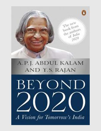 Beyond 2020  A Vision for Tomorrow's India A P J Abdul Kalam (Author)
