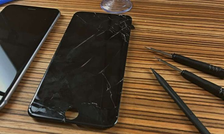 iPhone Display-Reparatur: Defekten iPhone-Bildschirm selbst tauschen - Videoanleitung - connect