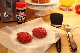 Copy cat Steak & Shake Burger