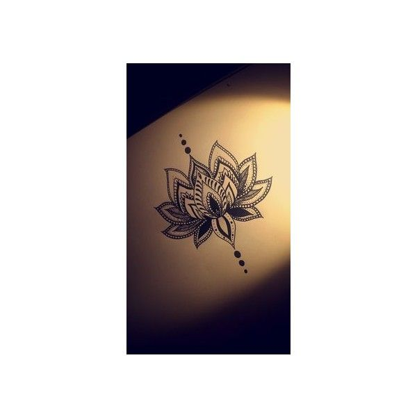 70+ Simple and Small Minimalist Tattoos Design Ideas ❤ liked on Polyvore featuring accessories and body art