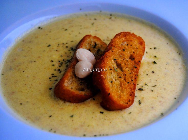 Sopa de Almendras.
